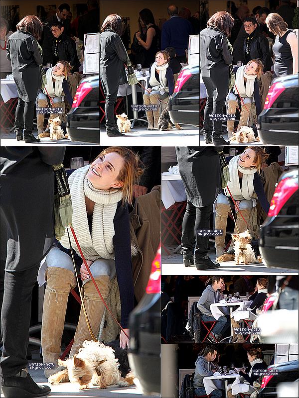 . » Nouvelles photos de The Bling Ring + Nombreux Candids d'Emma ! «  ♥ Crédit des sources utilisées: EmmaWatsonFan.net  ♥ .