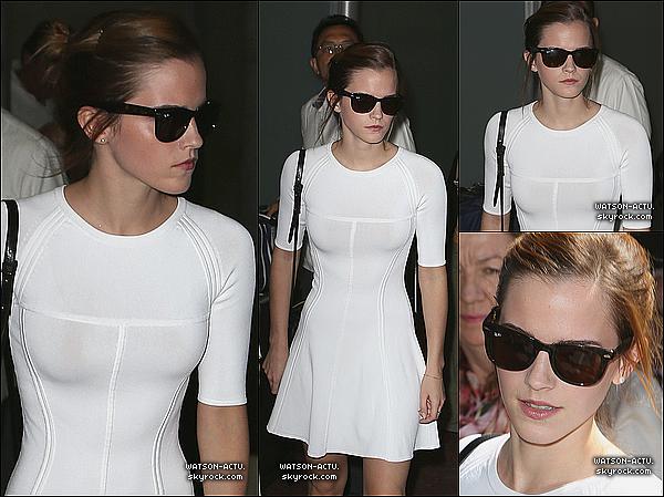 . » Emma arrivée à Cannes pour le festival ! + Nouveaux Shoots et vidéo. «  ♥ Crédit sources utilisées: EmmaWatsonFrance.net & EmmaWatsonFan.net♥ .