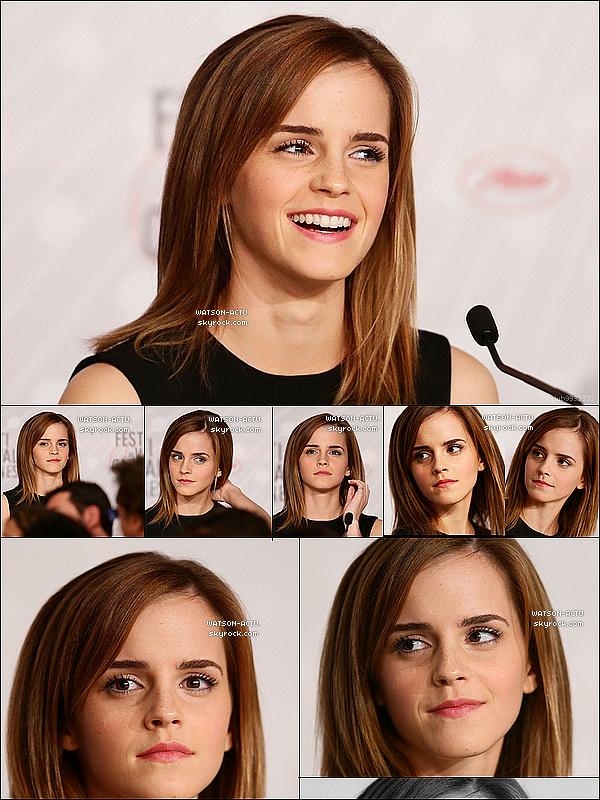 . » CANNES: Emma au Festival de Cannes 2O13 ( 2ème partie ) + NEWS «  ♥ Crédit sources utilisées: EmmaWatsonFrance.net & EmmaWatsonFan.net ♥ .