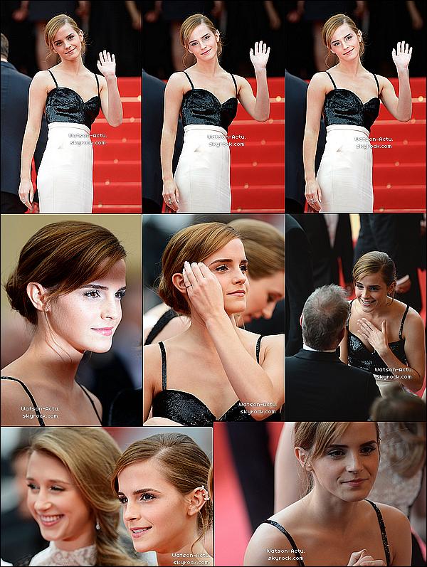 . » CANNES: Rajout de photos + Emma sur le TAPIS ROUGE ! (3ème partie). «  ♥ Crédit sources utilisées: EmmaWatsonFrance.net  ♥ .