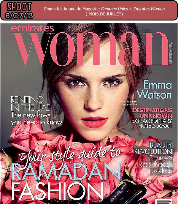 . » Nouveaux Shoots d'Emma + Nombreuses et diverses interviews ... «  ♥ Crédit sources utilisées: EmmaWatsonFan.net ♥ .
