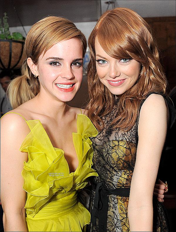 . » Nouvelles photos d'Emma + Infos + DEUX NOUVEAUX FLASHBACKS ! « ♥ Crédit sources utilisées: EmmaWatsonFan.net ♥ .