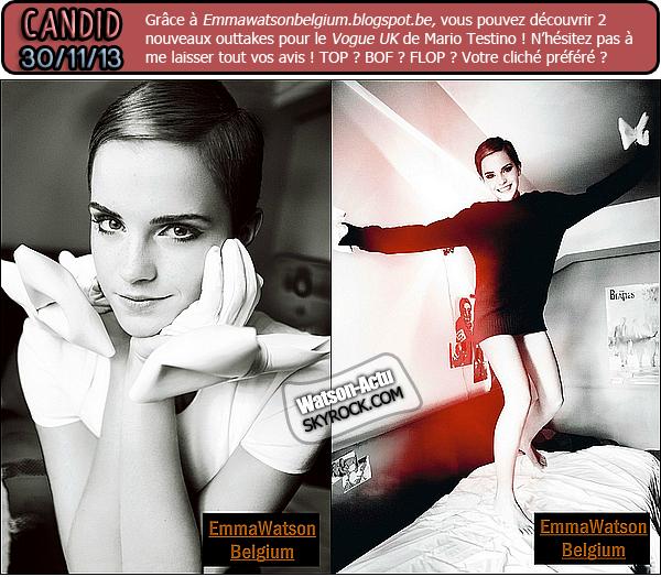 . » Nouveaux Candids (NOVEMBRE) + Nombreuses nouvelles photos ! « ♥ Crédit sources utilisées: EmmaWatsonFan.net & EmmaWatsonDaily.org ♥ .