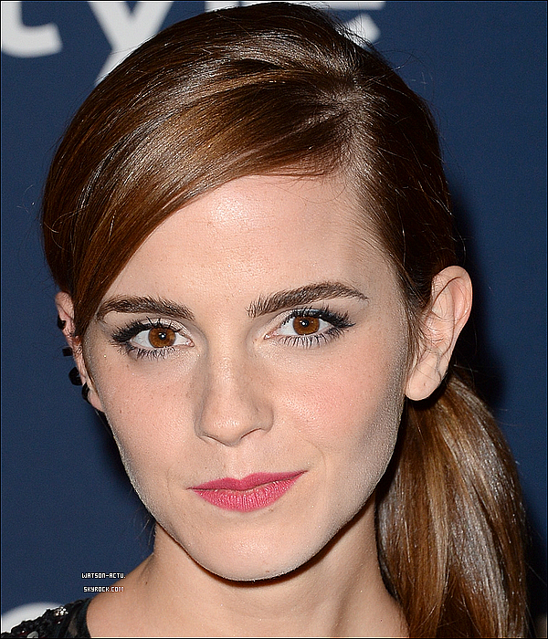 . » Emma aux GOLDEN GLOBE AWARDS 2O14 ! + Candids ! « ♥ Crédit sources utilisées: EmmaWatsonFrance.net ♥ .