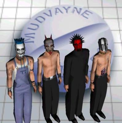 Mudvayne Hacked By Simago