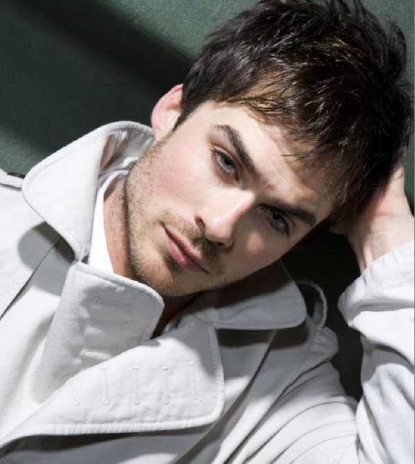 Shoot de Ian Somerhalder ♥
