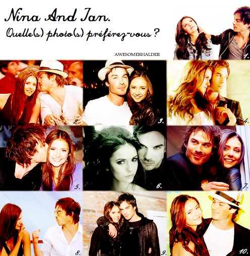 Nina & Ian. ♥