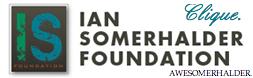 Ian Somerhalder : Soit ma Valentine et fais un don afin d'aider à sauver notre planète.  ♥