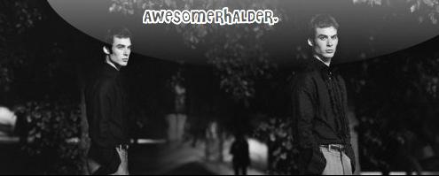 Ian Somerhalder. ♥