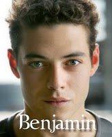 Voici Benjamin...