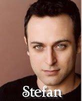 Voici Stefan...
