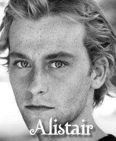 Voici Alistair...