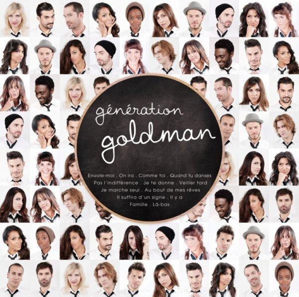 Génération Goldman - Famille  (2012)