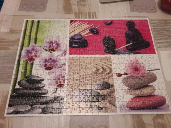 Puzzle zen