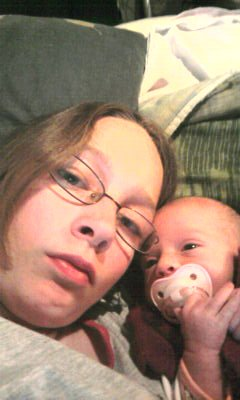moi et ma niece maelysse