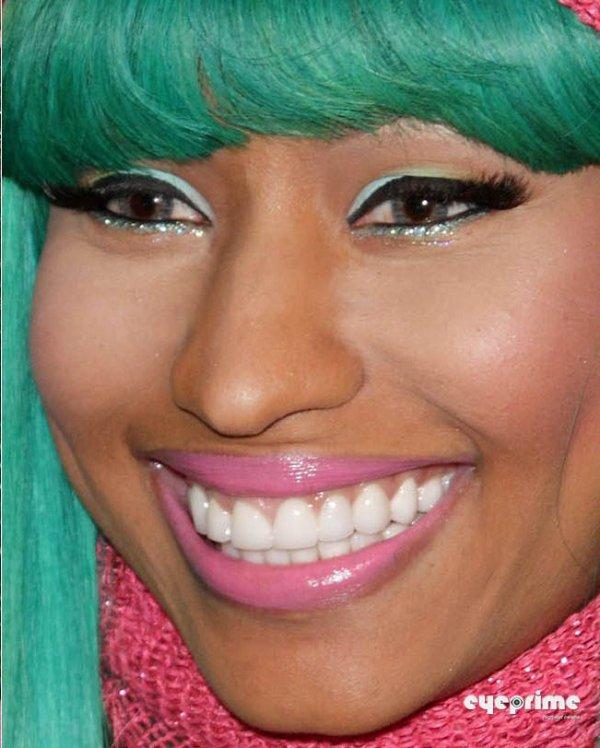 Que pensez vous du maquillage de nicki minaj !!!