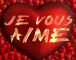 je vous aimes tous