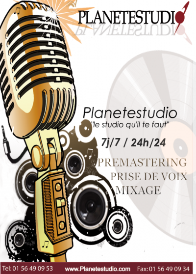 Planète Studio