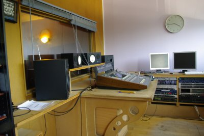 Photos du Studio