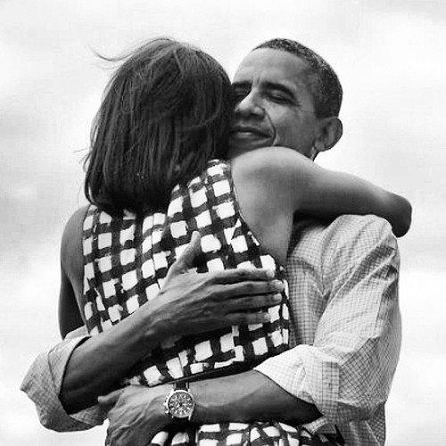 """""""Michelle, je ne t'ai jamais tant aimé."""""""