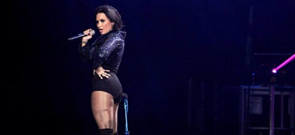 7 Decembre : Demi Lovato au Jingle Ball Festival a Saint Paul, Minnesota