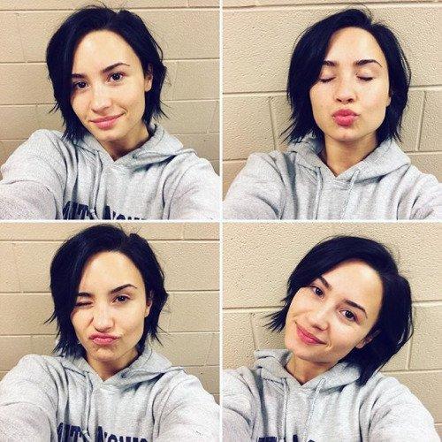 1er Decembre : Demi Lovato sur le tapis rouge du Jingle Ball Festival au Texas  :