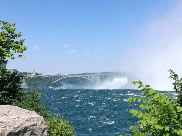 Niagara falls et Toronto