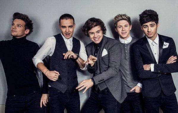 One Direction : Leurs messages d'anniversaire sur Twitter pour Harry Styles !