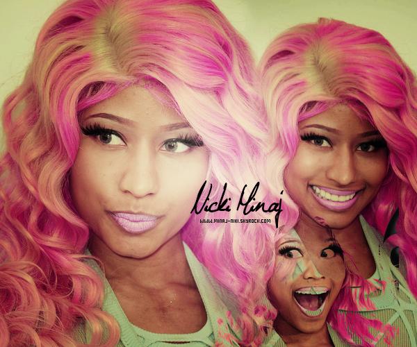 .  Bienvenue sur Minaj-Niki, ta source sur toute l'actualité de la belle Nicki  Minaj. .