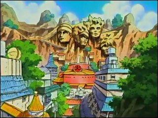 Chapitre 1 : Bienvenus à Konoha !