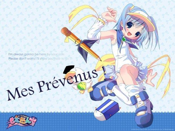 Mes 'tits Prévenus ! <3