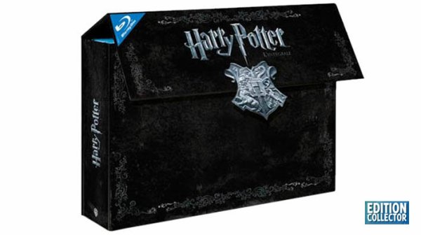 Coffret 8 DVD Harry potter