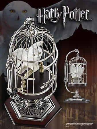 Edwige en cage-Harry Potter