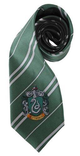 cravate serpentard -Harry Potter