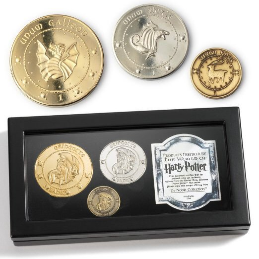 Pieces des Gobelins de Gringotts-Harry Potter