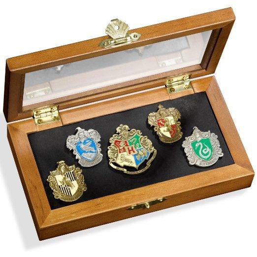 Pin's des 4 maisons - Harry Potter