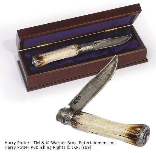 Couteau d'Albus D. - Harry Potter
