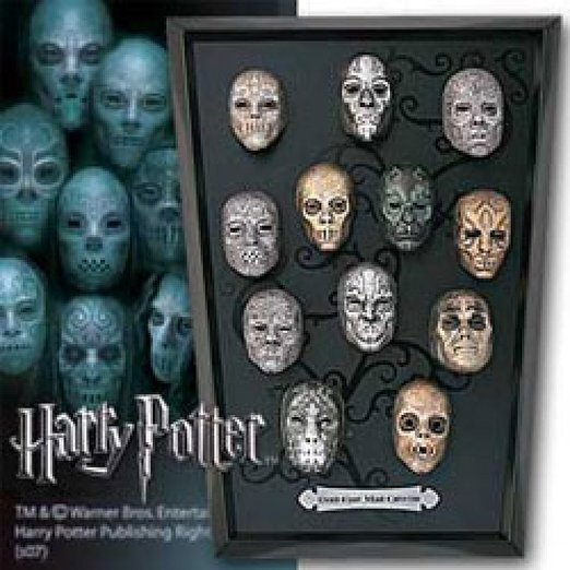 Collection masque de mangemort- Harry Potter