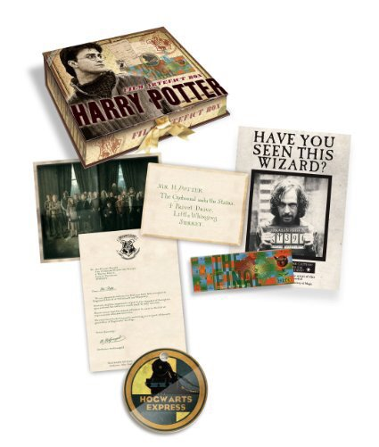 Boite d'artefact Harry Potter- HP