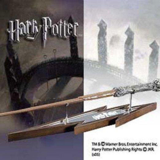 Presentoire baguette éclair- Harry Potter