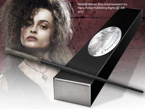 Baguette de Bellatrix Lestrange- Harry Potter