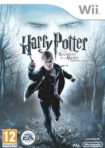 HP et les reliques de la mort parti 1. Wii - Harry Potter