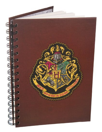 notebook Poudlard A5 - Harry Potter