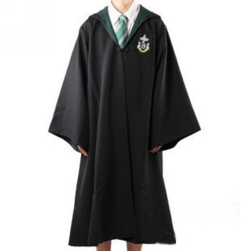 robe serpentard - Harry Potter
