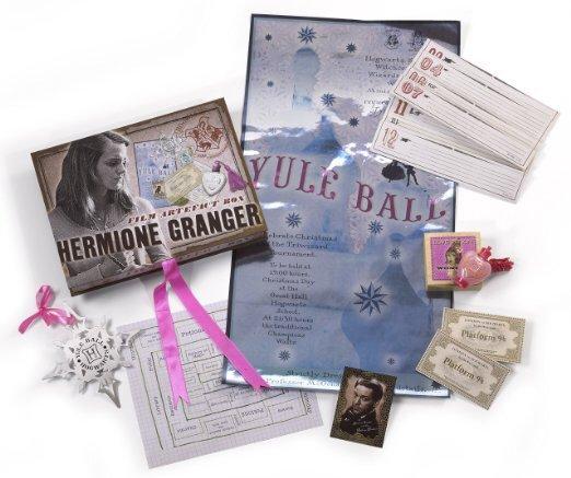 Boite d'artefact Hermione Granger - Harry Potter