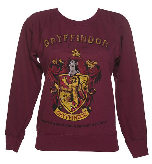 Pull Gryffondor - Harry Potter