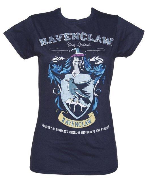 T shirt femme Serdaigle - Harry Potter