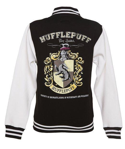 Veste femme Poufsouffle - Harry Potter