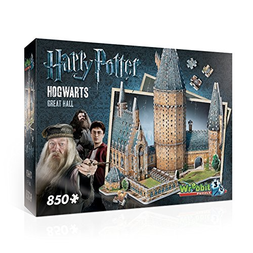 puzzle 3D HP