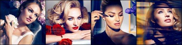 . ● ● ● Nouveau photoshoot de Candice pour  la marque de cosmétiques«Max Factor 2016» ! Après avoir collaboré avec Max Factor il y a trois ans, Candice réitère cette année et prête à nouveau son visage à la marque .Qu'en pensez-vous ? .